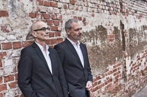 The Gentlemen of Jazz : Thilo Wolf und Norbert Nagel
